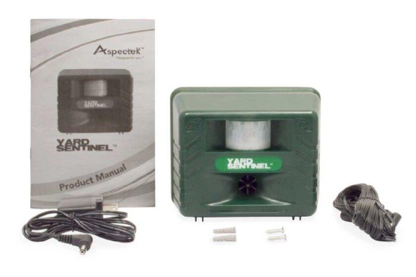 Yard Sentinel Ultrasonic Outdoor Pest & Animal Repellent