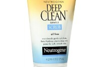Neutrogena Deep Clean Gentle Facial Scrub, Oil Free