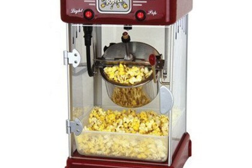 FunTime FT2518SK 2.5-Ounce Rockin Popper Hot Oil Popcorn Machine