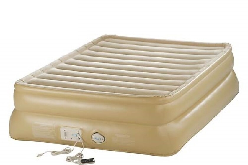 Aerobed RaisedBed with Smart Settings Pump Air Mattress