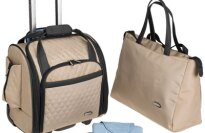 Travelon Wheeled Underseat Carry-On