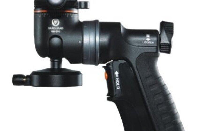 Vanguard GH300T Pistol Grip Ballhead