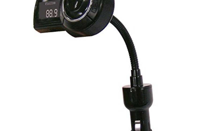 Scosche FMTD7  Digital FM Transmitter for iPod