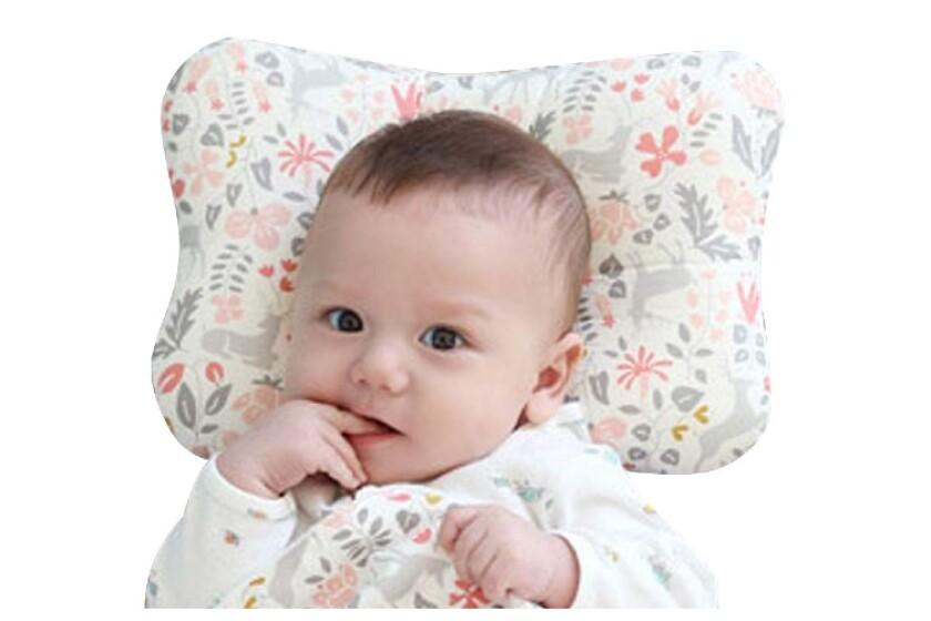 Best Newborn Breathable Baby Pillow