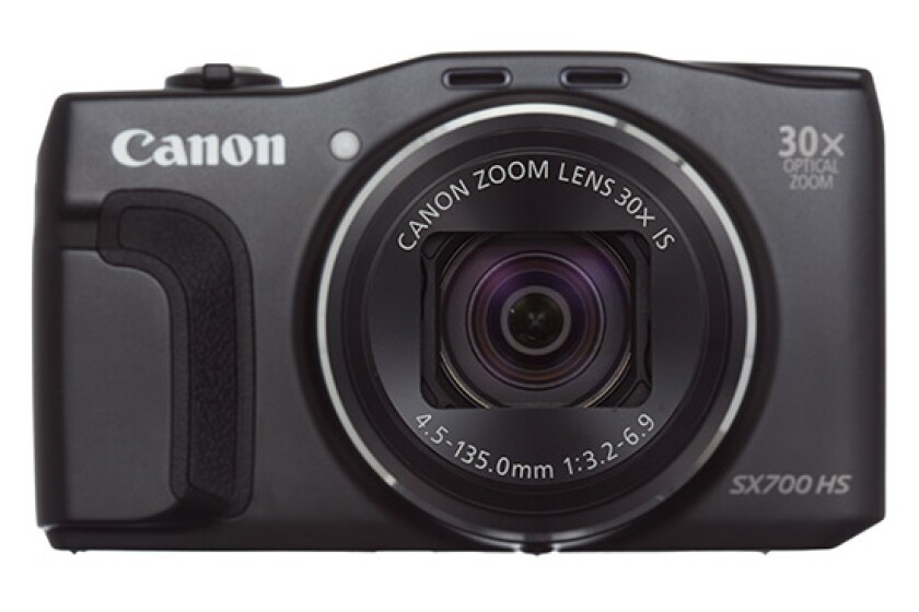 Canon PowerShot SX700 HS Digital Camera