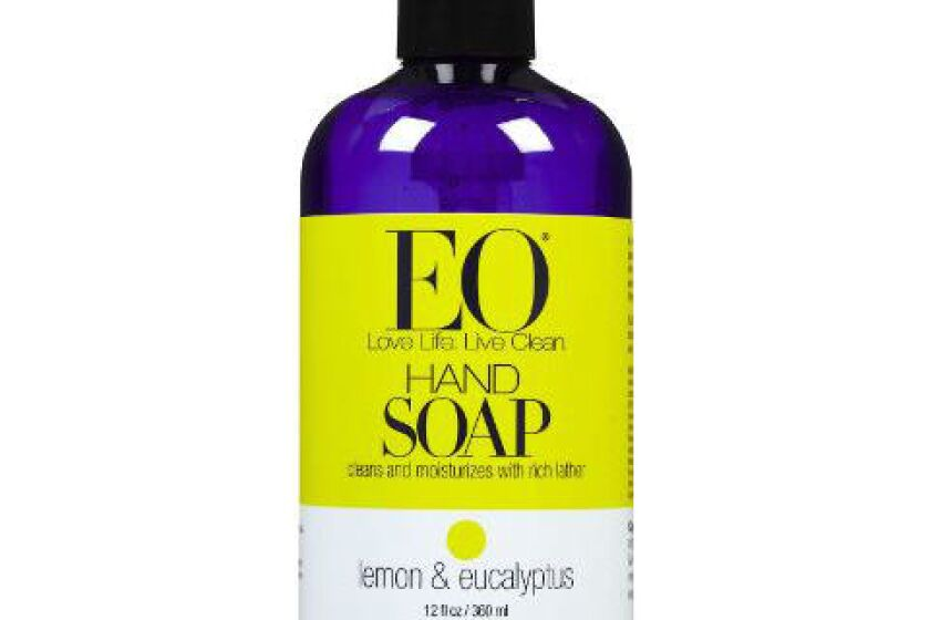 EO Products Hand Soap Lemon & Eucalyptus