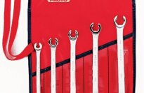 Stanley Proto 5-Piece Proto Metric Double End Flare Nut Wrench Set