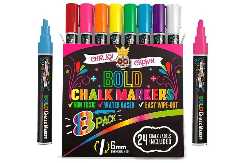 Best Bold Chalk Marker