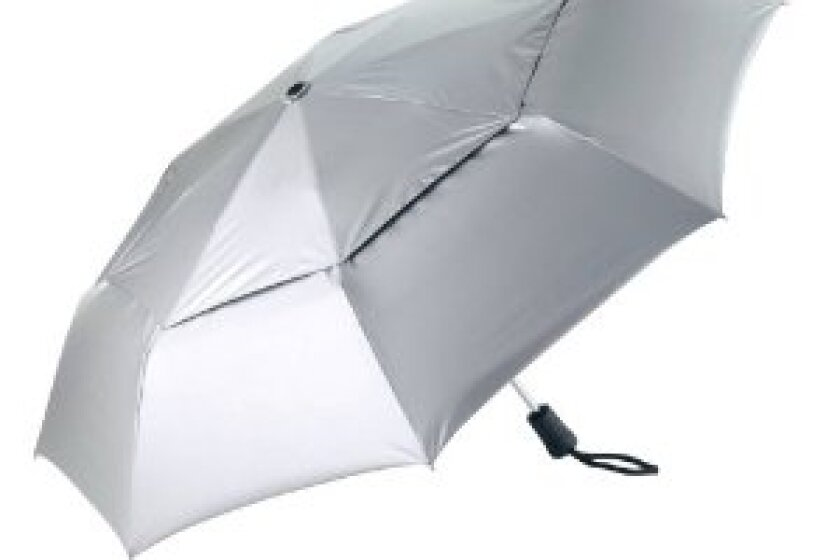 Coolibar UPF 50+ Titanium Travel Umbrella