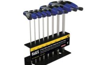 Klein Tools T-Handle Ball End Hex Keys - JTH68MB