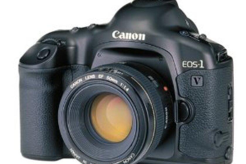 Canon EOS-1V Camera Body
