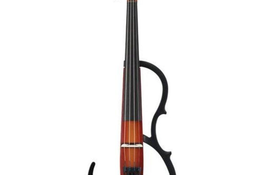 Yamaha SV-250 Professional Silent 5-String Violin