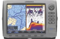Lowrance HDS-10 Multifunction Fishfinder