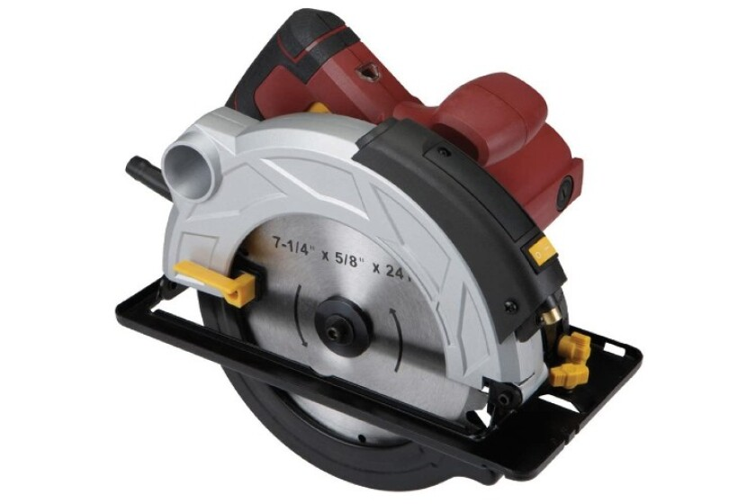 """best Chicago 69078, 7-1/4"""" Circular Saw with Laser"""