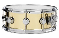 DW Collector's Series Bell Brass Snare Drum