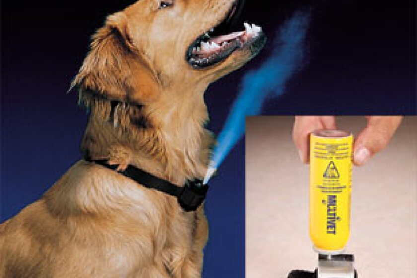 Doctors Foster and Smith Anti-Bark Spray Collar
