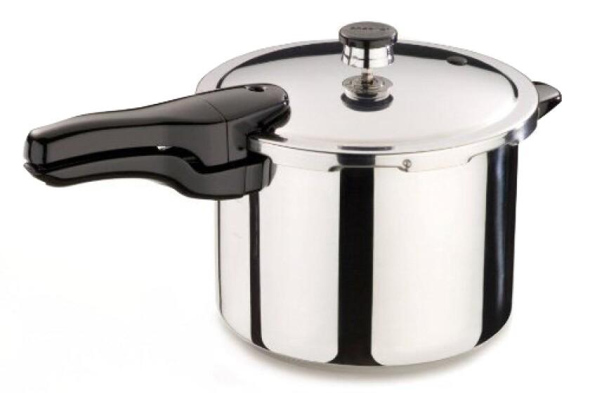 Presto 6qt Stainless Steel Pressure Cooker