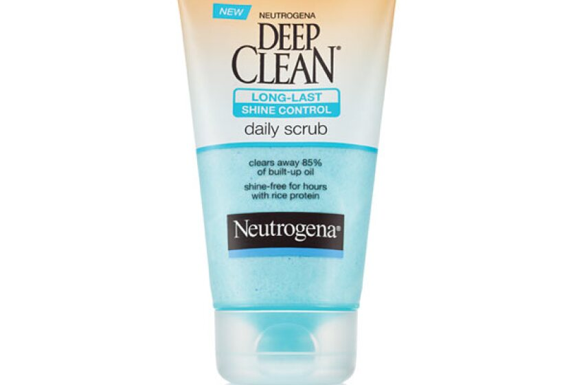 Neutrogena Deep Clean Shine Control Daily Scrub