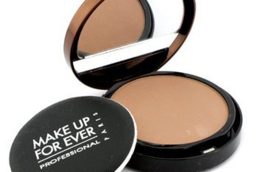 Make Up For Ever Mat Bronze Bronzing Powder