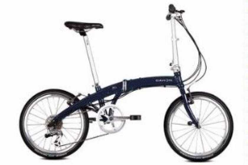 Dahon Mu P24 Folding Bicycle