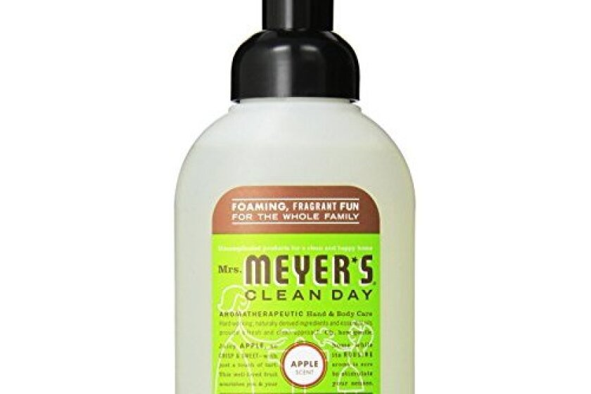 Mrs. Meyer's Foaming Apple Hand Soap