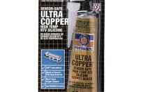 Permatex Ultra Copper Maximum Temperature RTV Silicone Gasket Maker