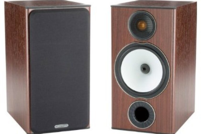 Monitor Audio Bronze Bookshelf Speakers