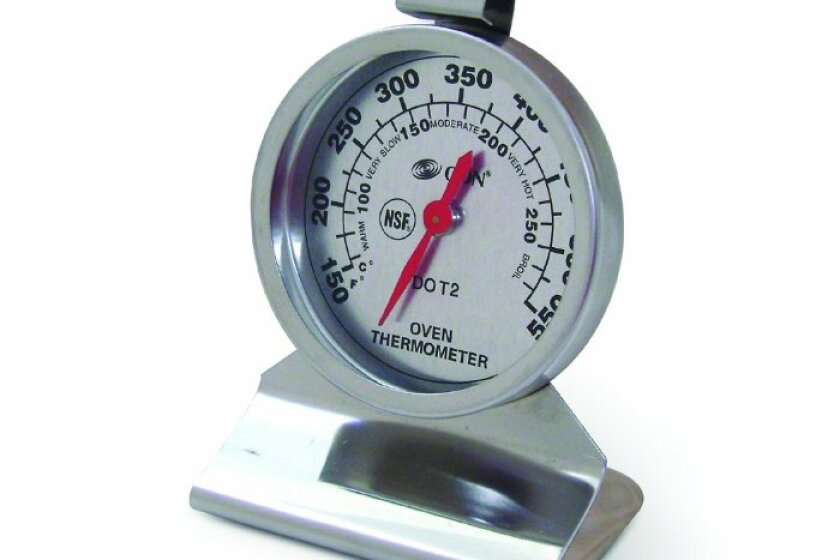 CDN ProAccurate Oven Thermometer
