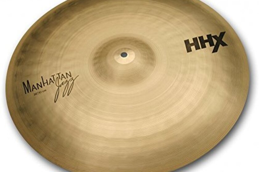 "Sabian HHX 20"" Manhattan Jazz Ride"