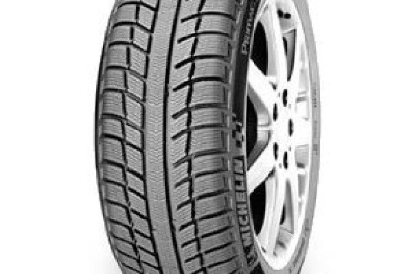 Michelin Primacy Alpin PA3 Tires