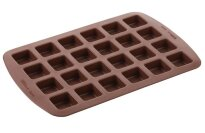 Wilton Bite-Size Brownie Squares 24-Cavity Silicone Mold