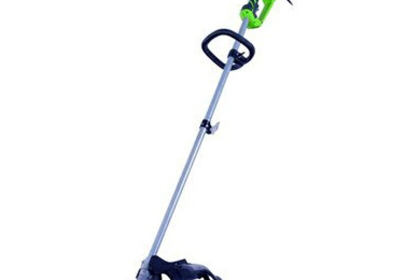 "GreenWorks 21142 10 Amp Corded 18"" Top Mount Trimmer"