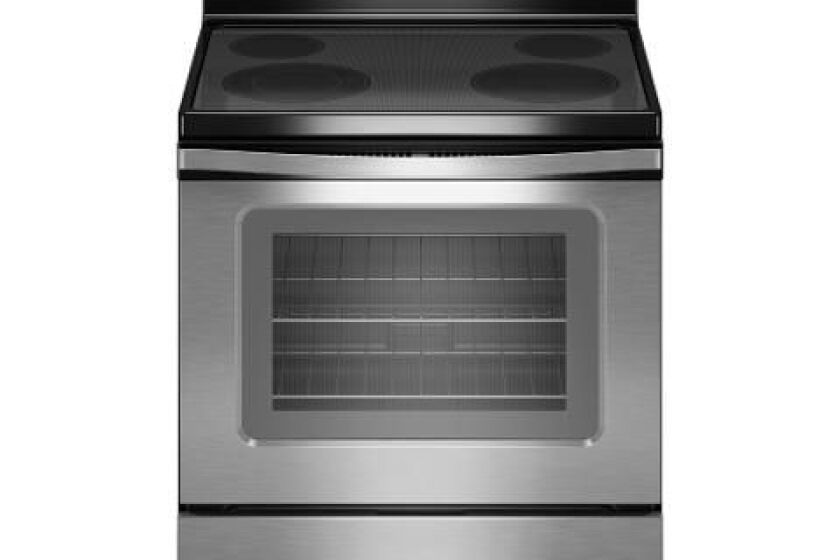 Whirlpool 5.3 Cu. Ft. Stainless Steel Freestanding Electric Range - WFE515S0ES