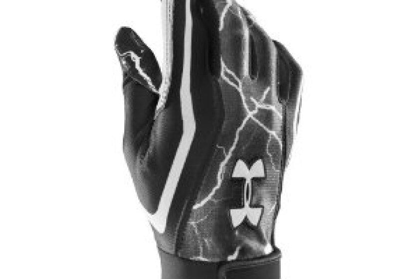 Under Armour Men's UA Bolt Football Gloves Gloves