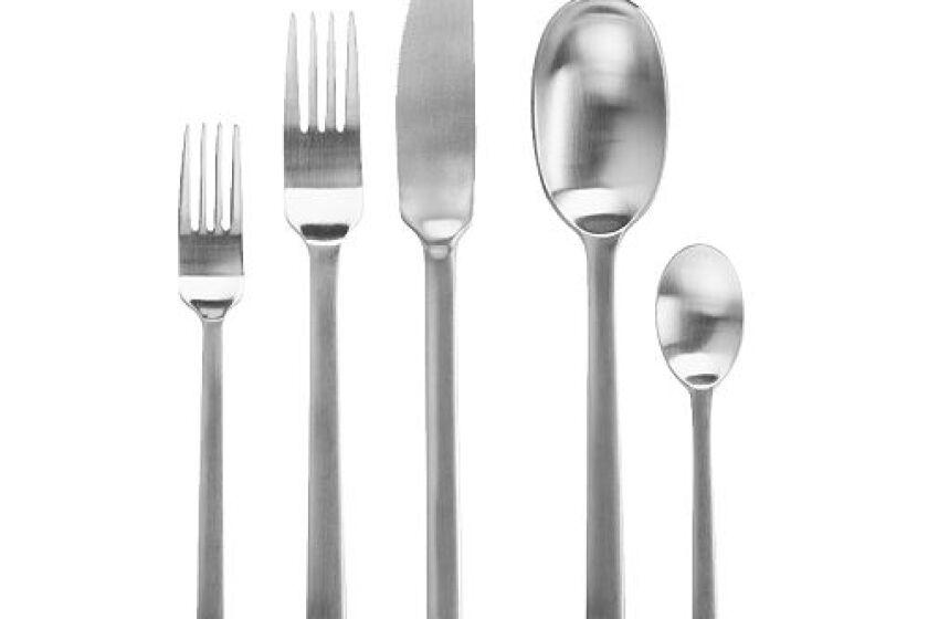 Ikea Data 20-Piece Stainless Steel Flatware Set