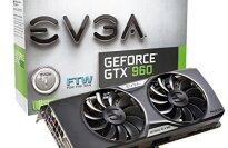 EVGA GeForce GTX 960 4GB FTW Gaming Graphics Card