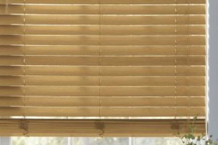 "JC Penney 2"" Faux Wood Blinds"