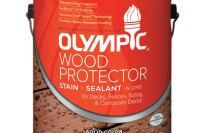 Olympic Wood Protector Stain And Sealant In One