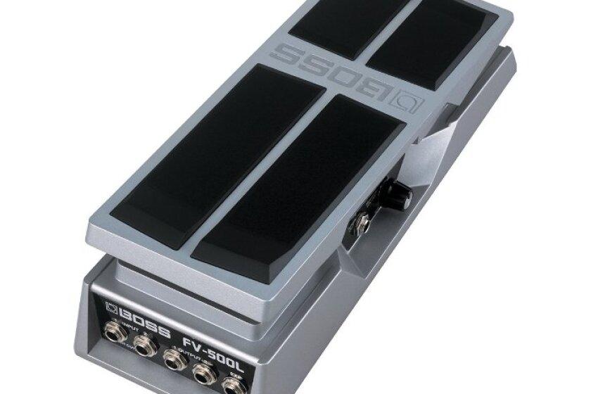 Boss FV-500H/-500L Stereo Volume Pedal