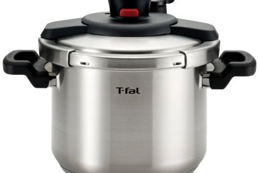 T-fal Clipso Stainless Steel Pressure Cooker - P45007