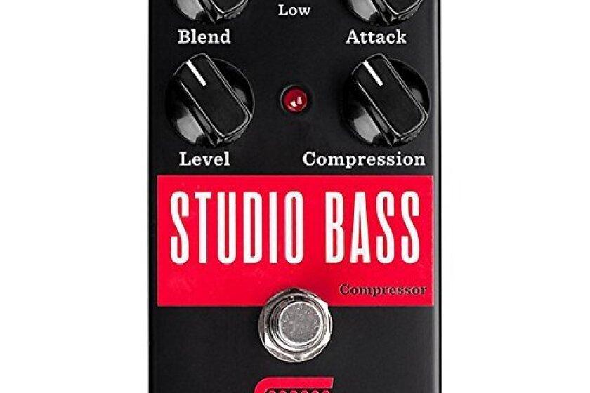 Seymour Duncan Studio Grade Bass Compressor Pedal