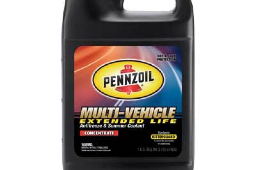 Pennzoil Multi-Vehicle Extended Life Antifreeze & Summer Coolant