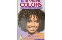 深色和可爱的复兴颜色半永久发色