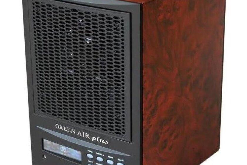 绿色空气机空气净化器臭氧发生器新鲜高山清洗剂