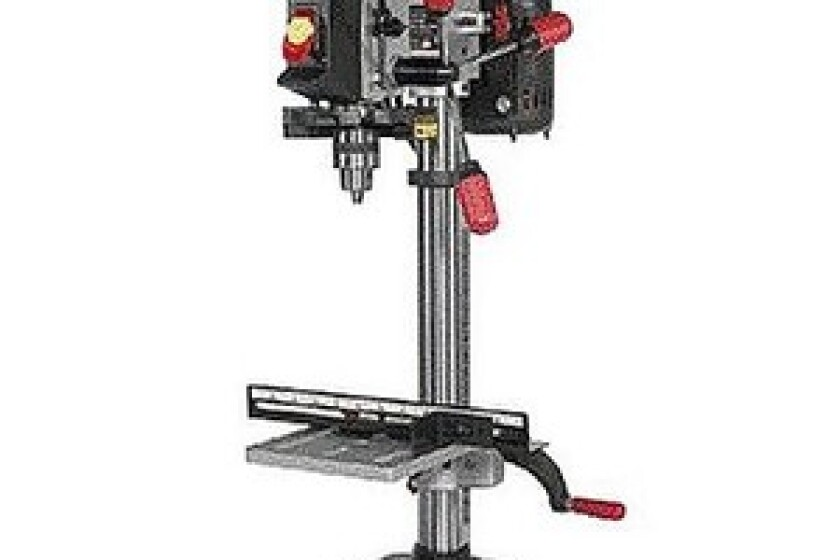 Craftsman 12 in Bench Drill Press