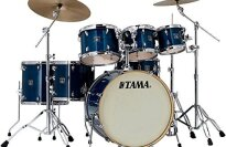 Tama Superstar Classic Custom Seven Piece Drum Set