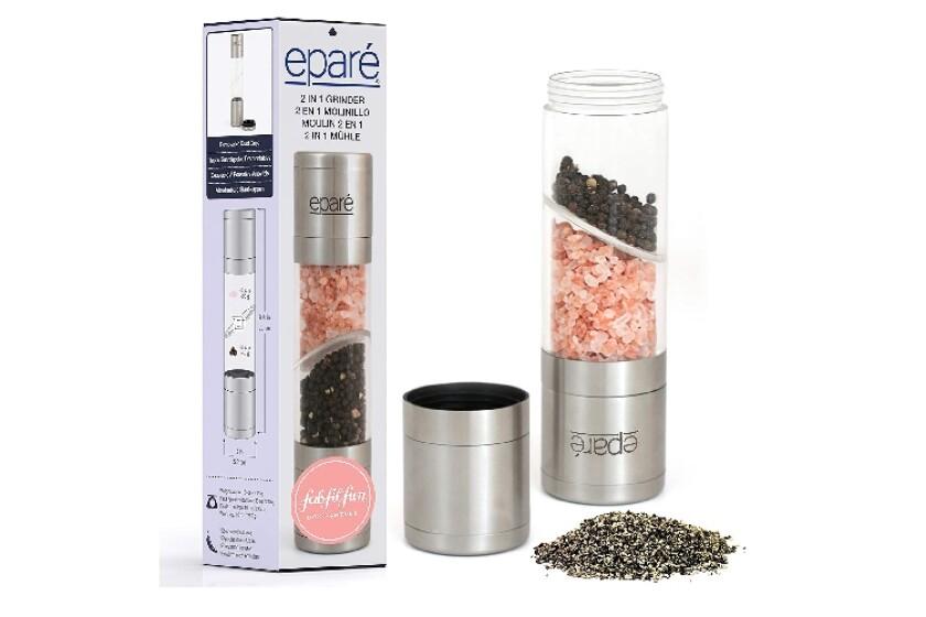 Best Dual Salt And Pepper Grinder
