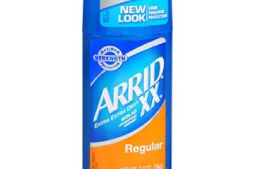 Arrid XX Solid Antiperspirant & Deodorant
