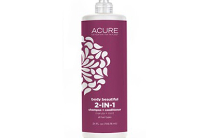 Acure Organics Body Beautiful 2-in-1 Shampoo + Conditioner