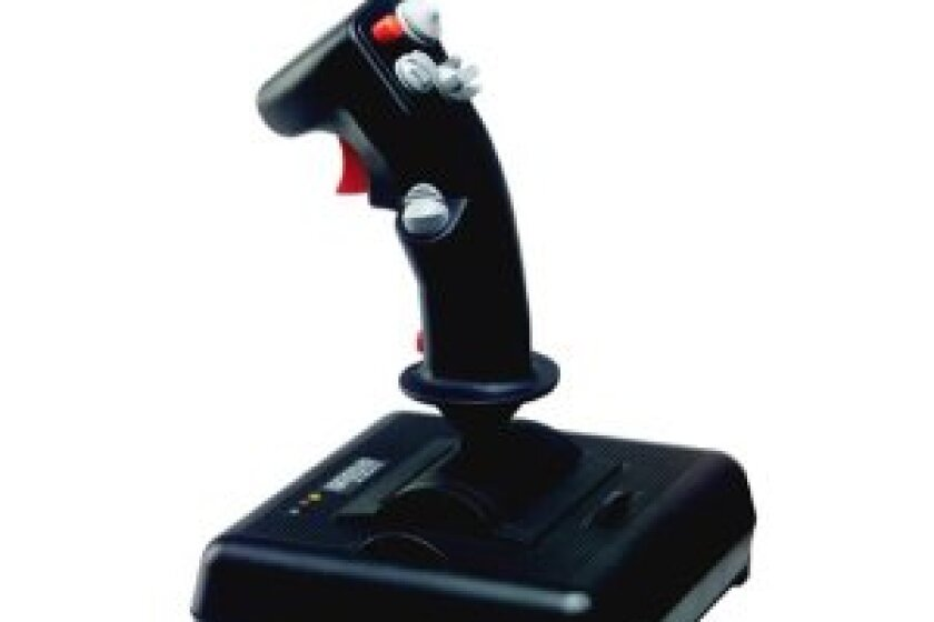 CH Products Fighterstick Joystick